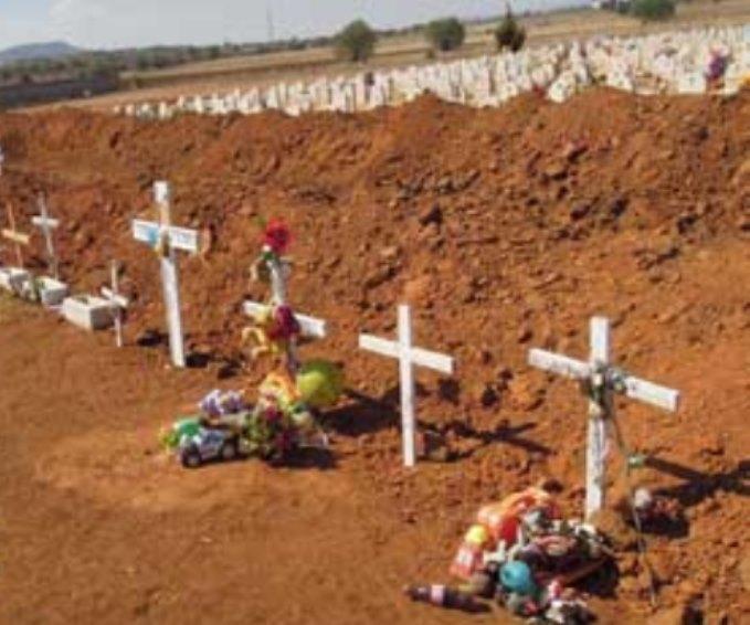 Lo matan cerca del pante n nuevo capitalino for Cementerio jardin del oeste