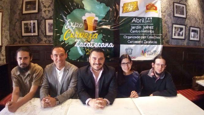 Expo cerveza zacatecas for Jardin cerveza expo guadalupe 2016